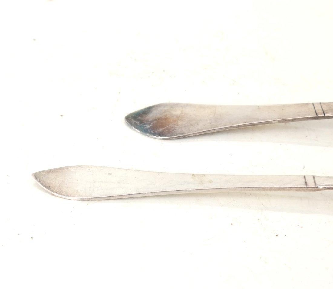 Two Danish Jensen Sterling Utensils - 3