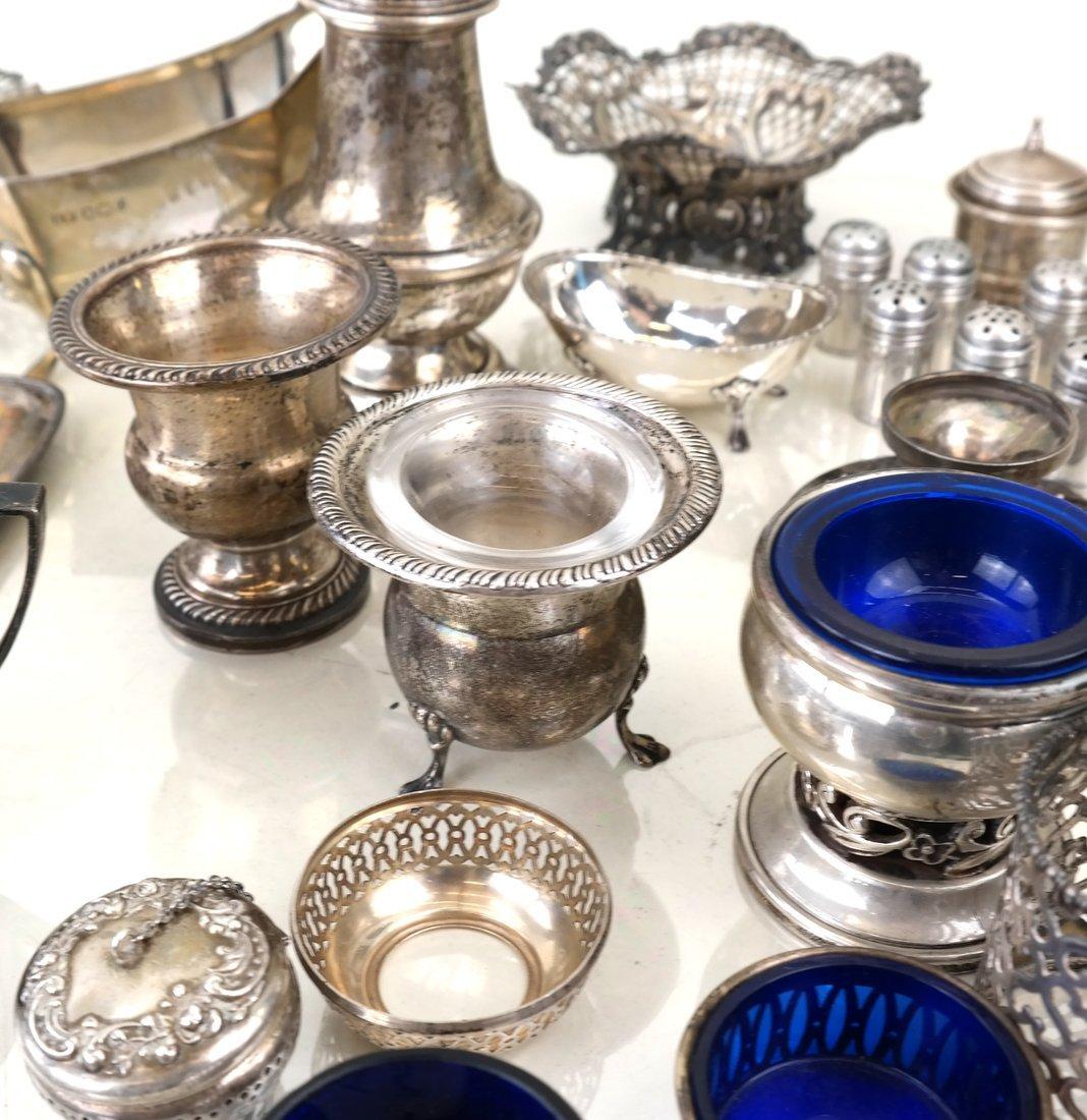 30 Russian English American Silver Items - 6