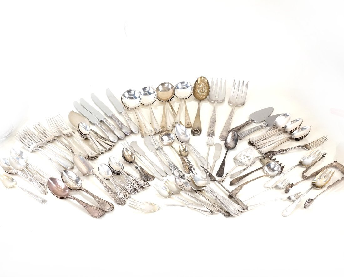 Miscellaneous American Sterling Utensils