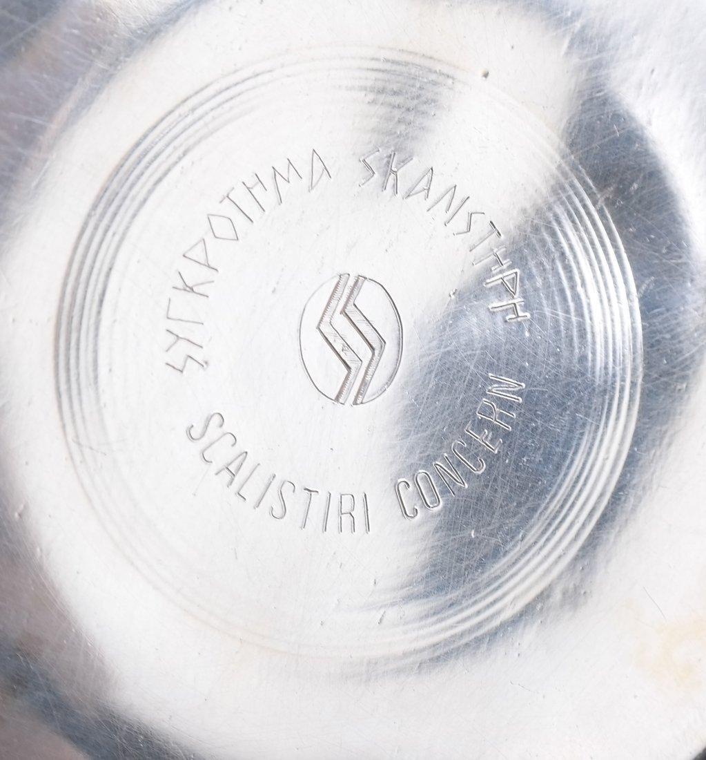 Five Greek Silver Souvenir Articles - 10