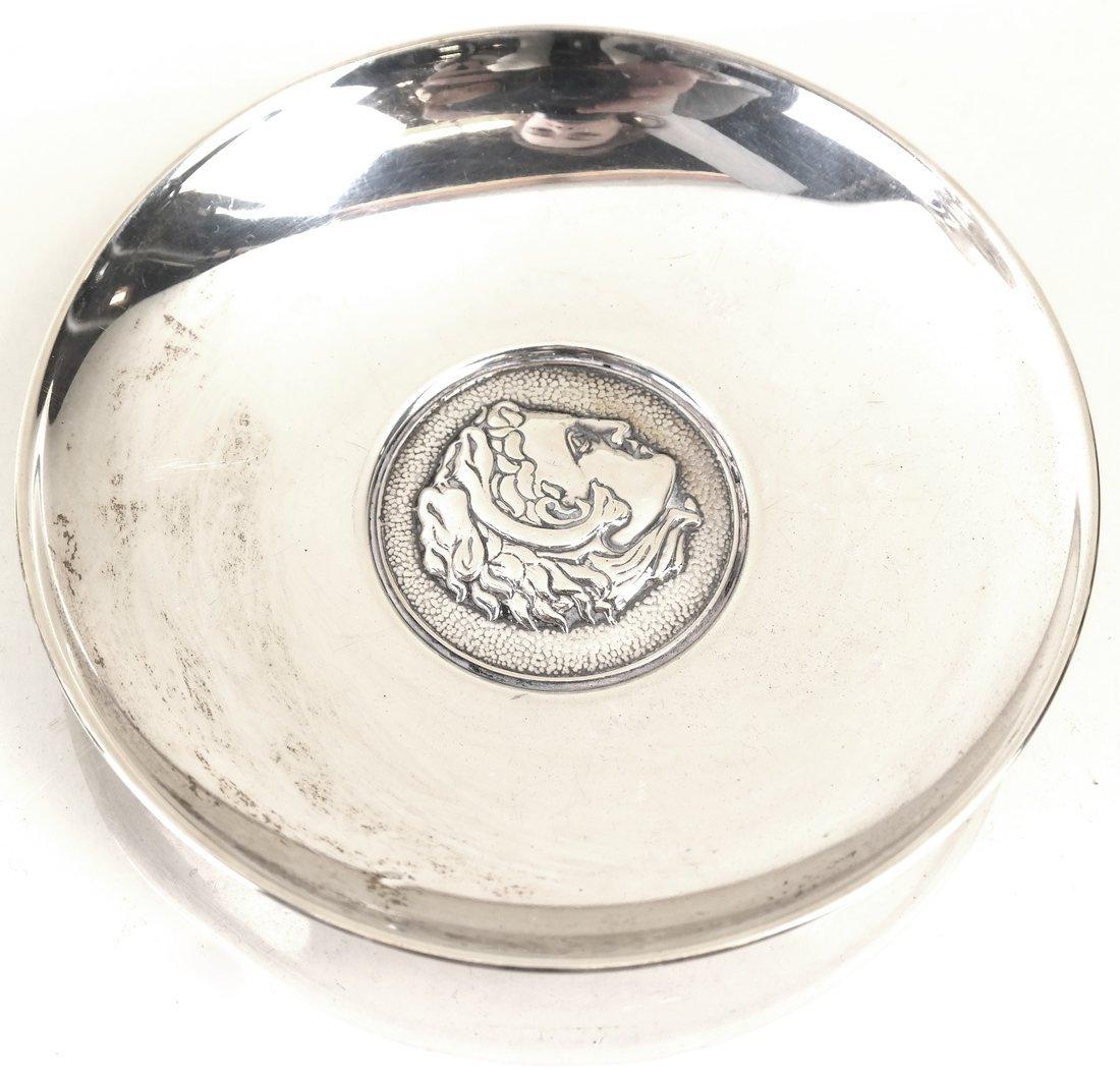 Five Greek Silver Souvenir Articles - 3