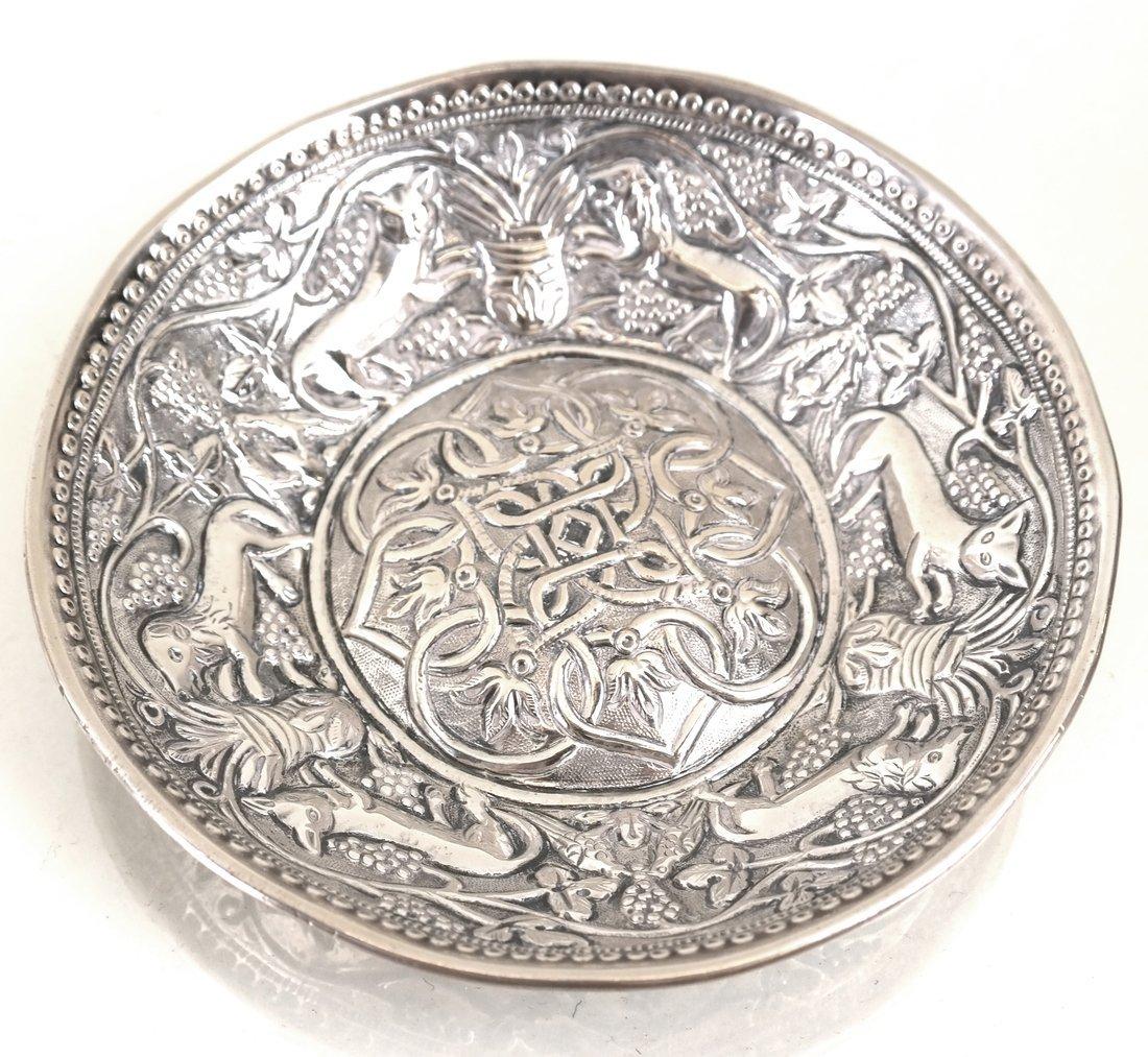 Five Greek Silver Souvenir Articles - 5
