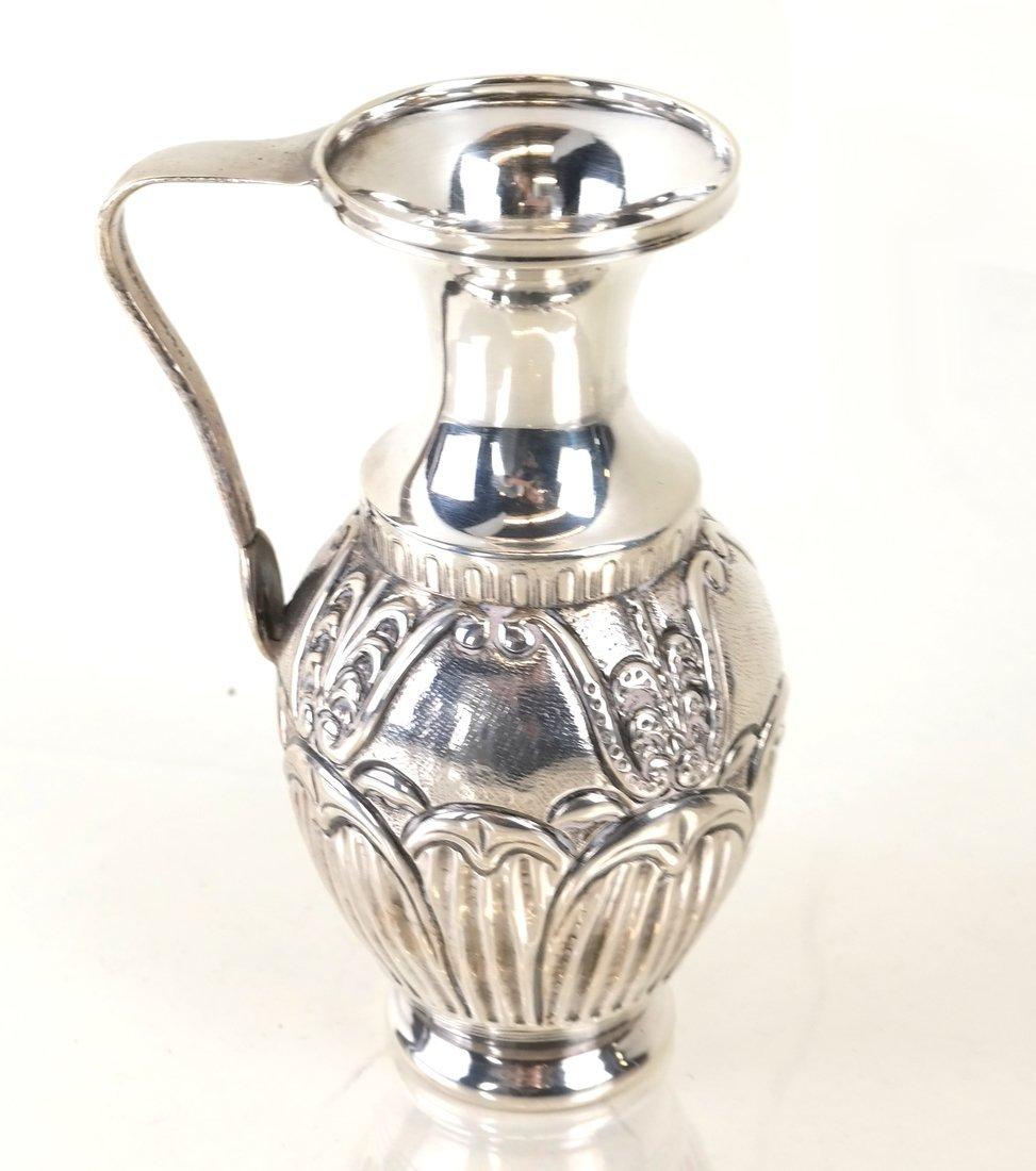 Five Greek Silver Souvenir Articles - 6