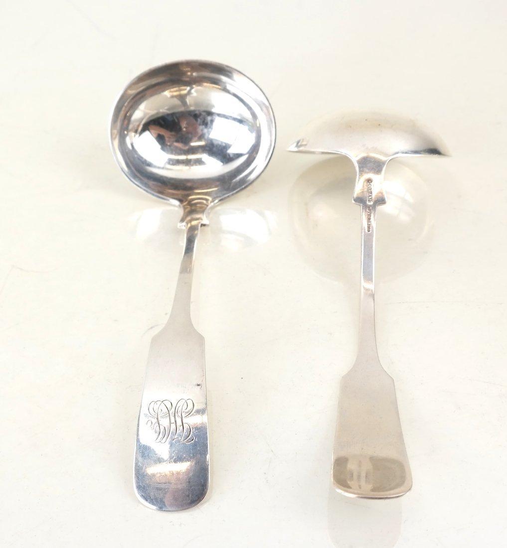 Twelve Various Silver Serving Utensils - 5