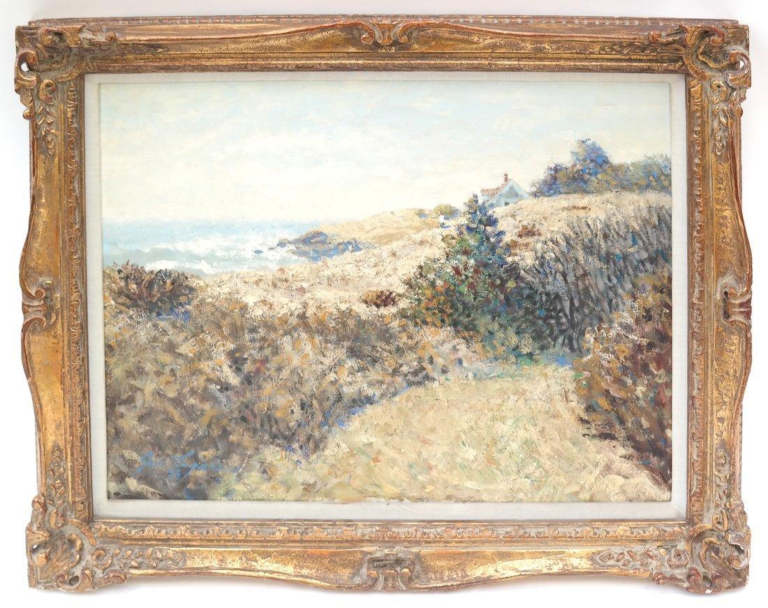 """Jon Legere """"Coastline, Maine"""" - 2"""