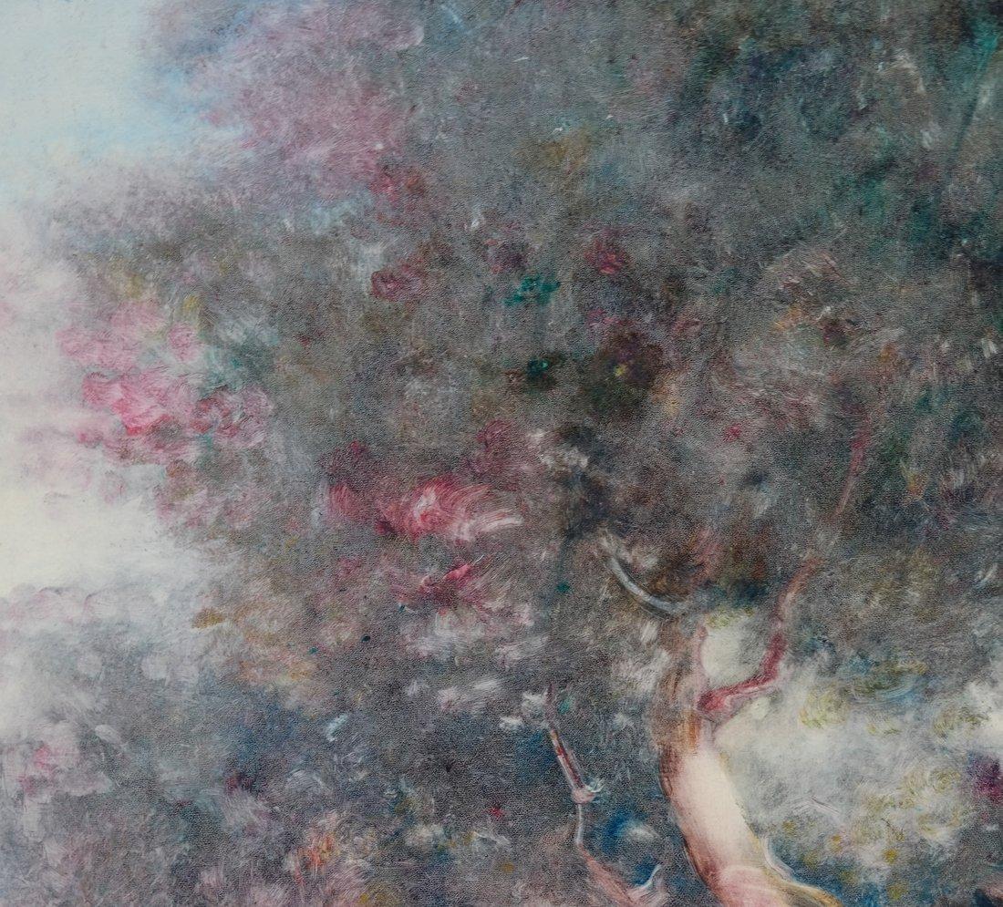 Stefano Sideris, Figures in Landscape - 4