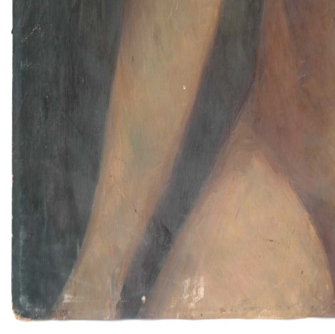 Oil on Canvas, Nude - 4