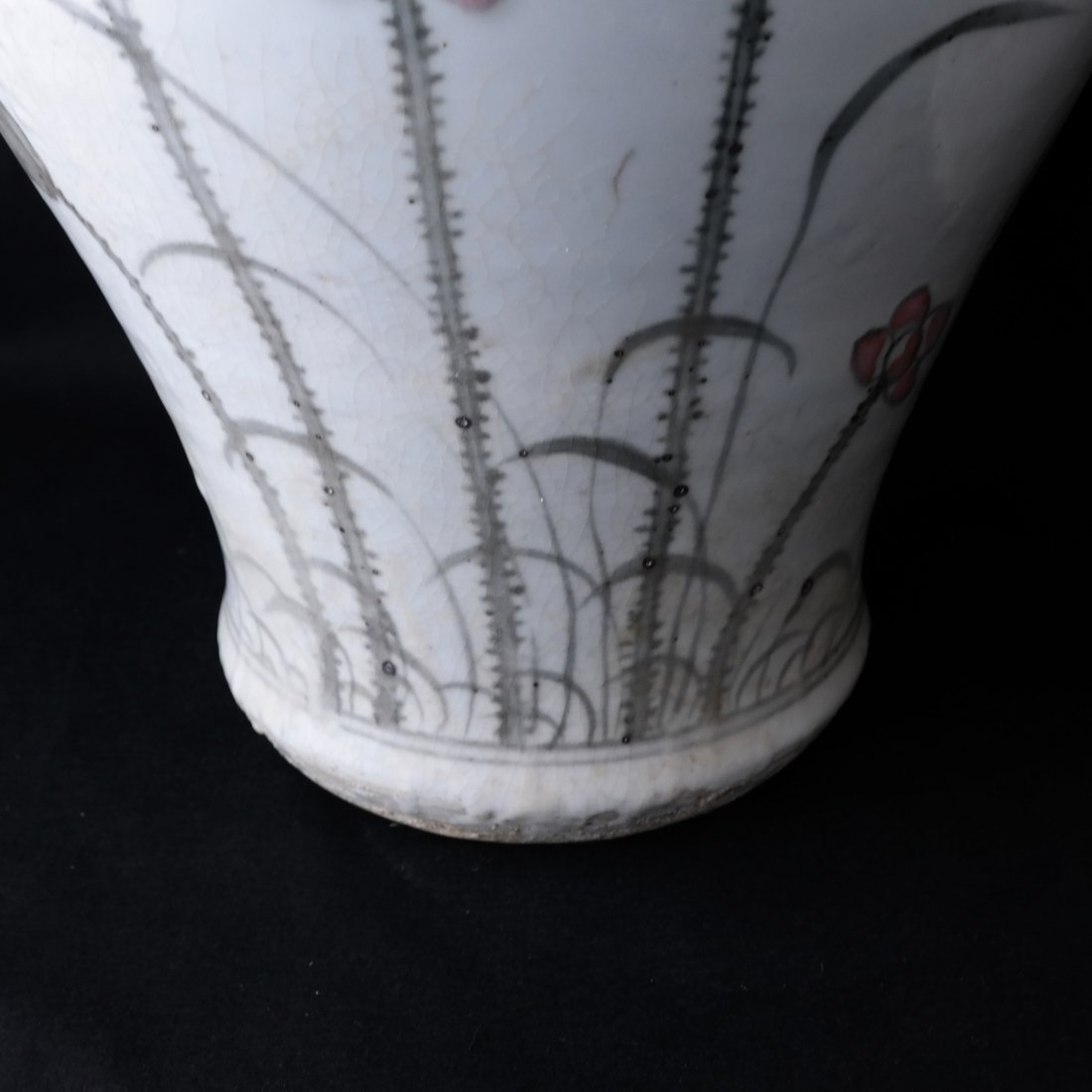 2 Chinese Porcelain Covered Temple Jars - 5