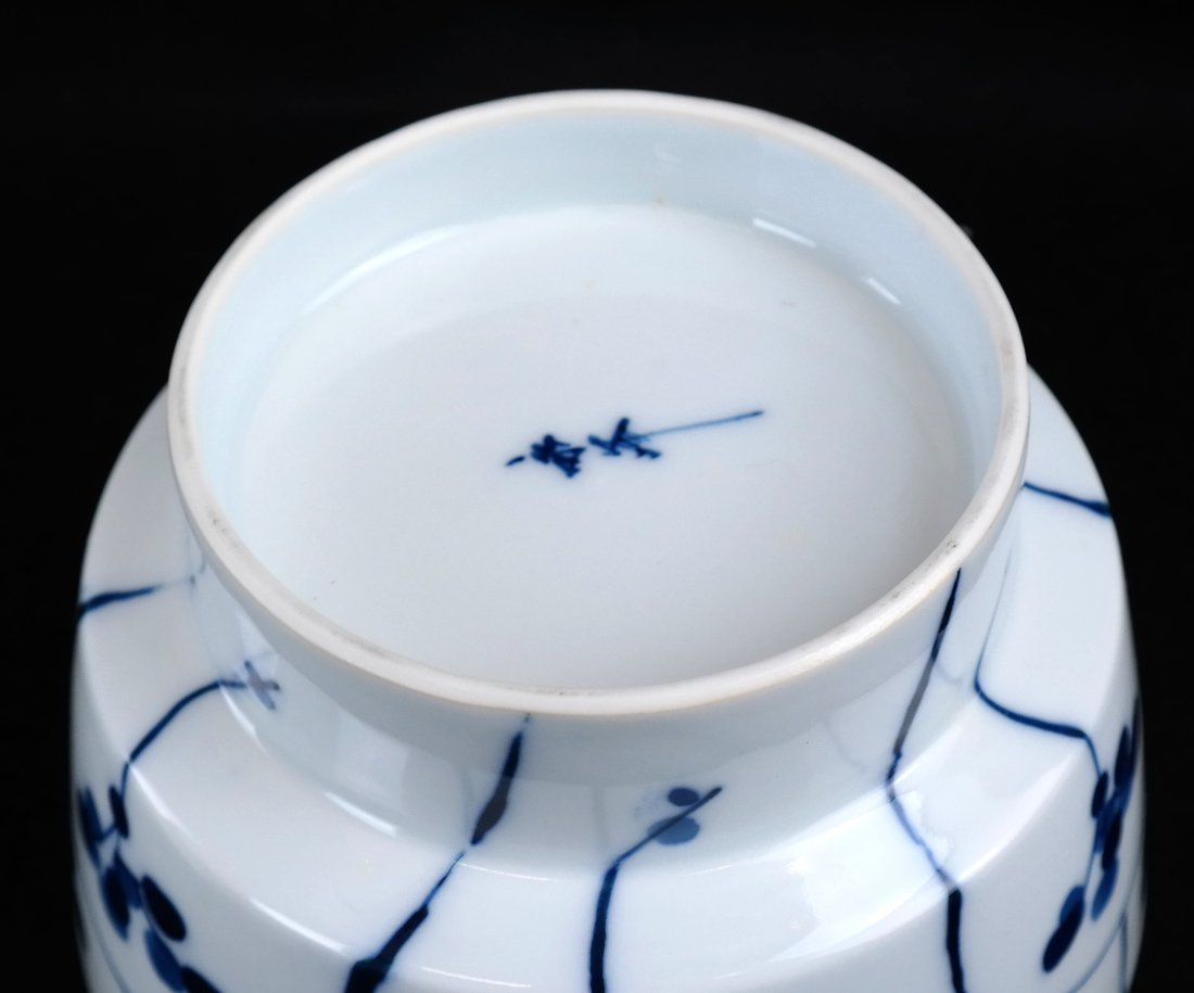 Pair of Blue and White Bowls - 5