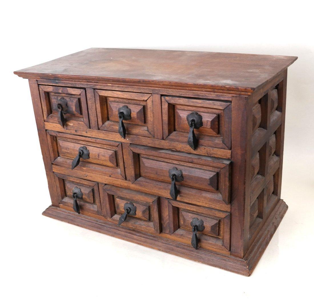 Wood Jewelry Box - 2