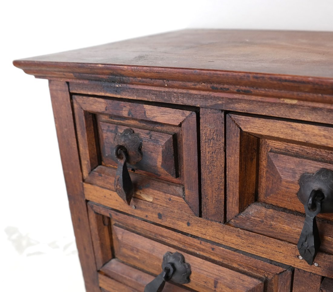 Wood Jewelry Box - 3