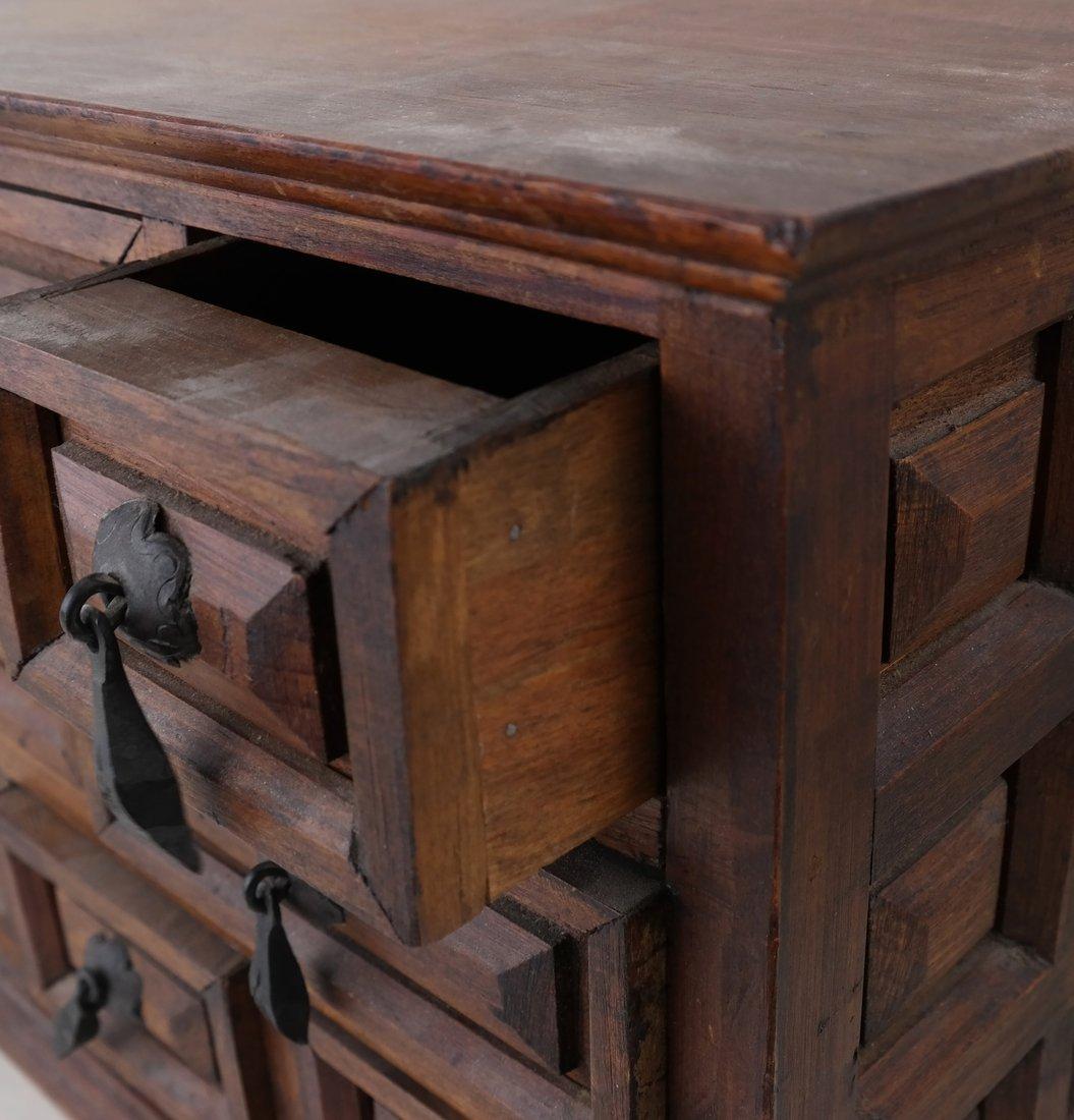 Wood Jewelry Box - 4