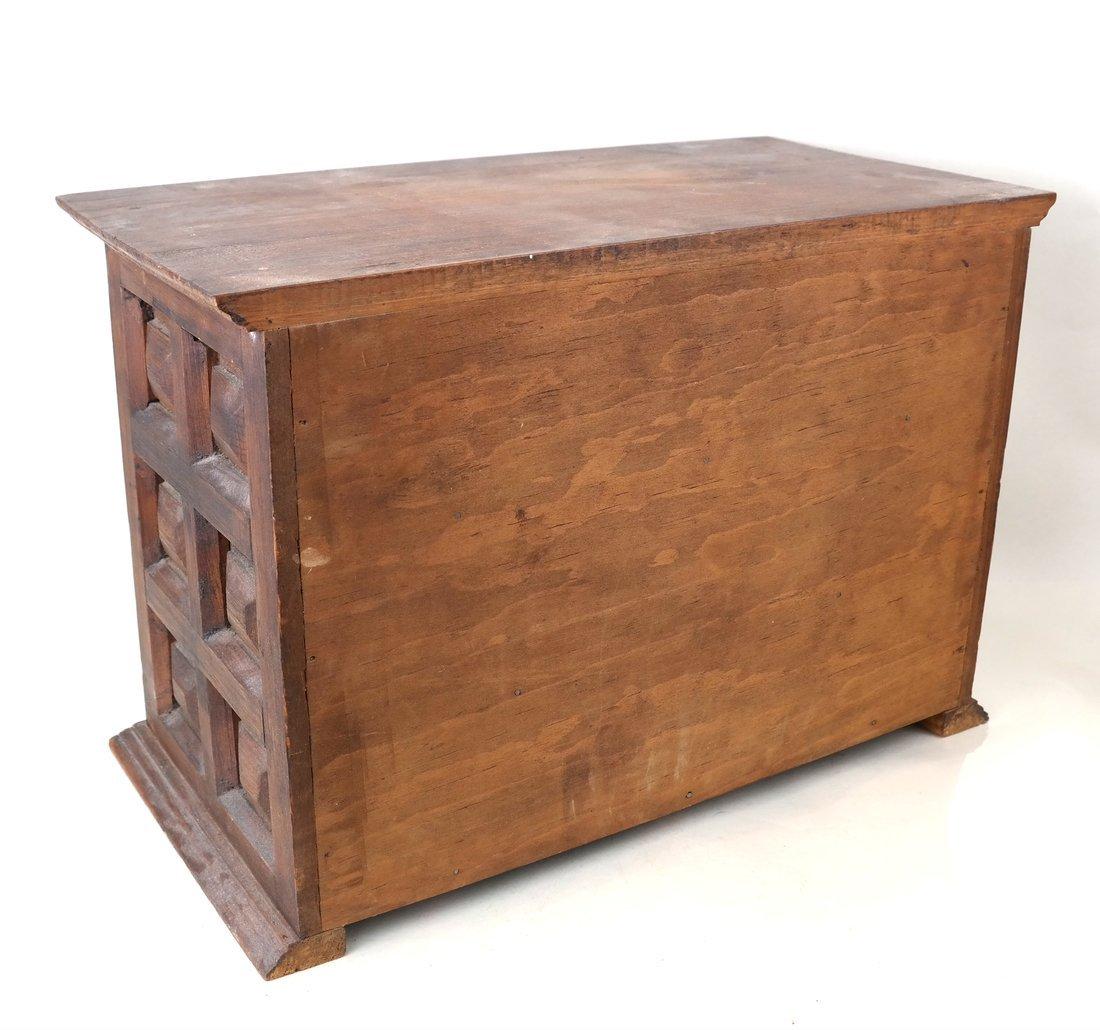 Wood Jewelry Box - 5