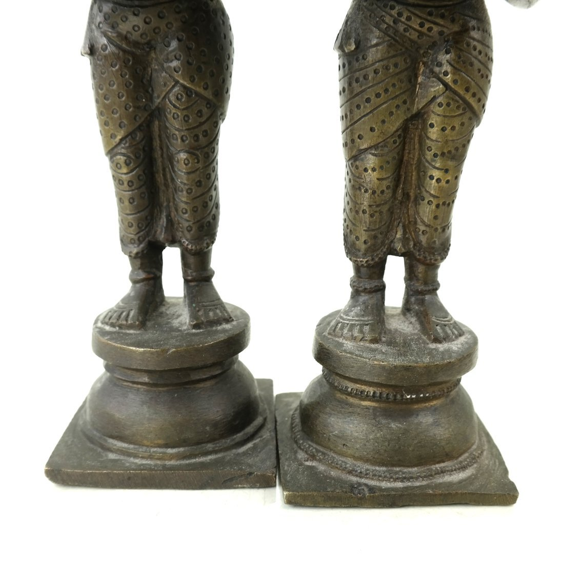 Pair of Figural Card Holders - 4
