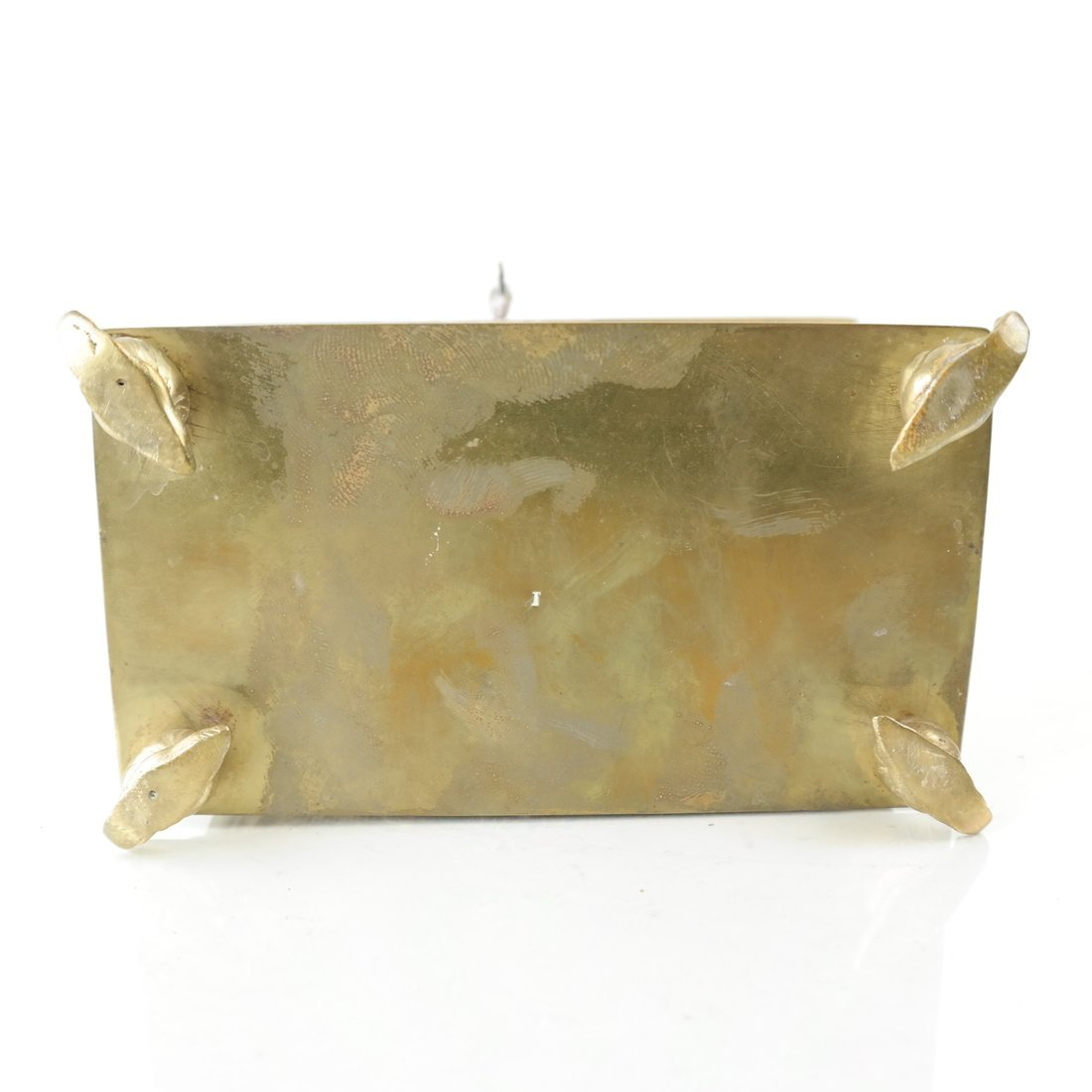Ornate Casket Form Box - 8