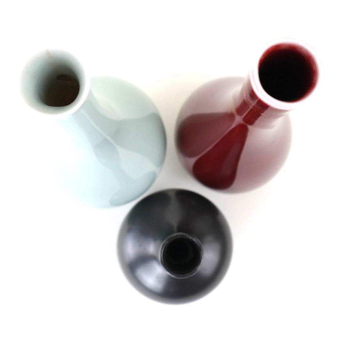 Three Bud Vases - 9