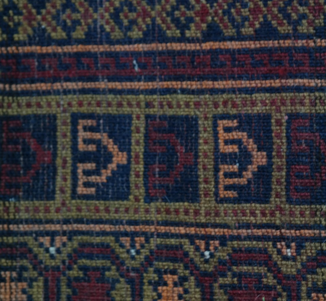 Two Handwoven Rugs - 5
