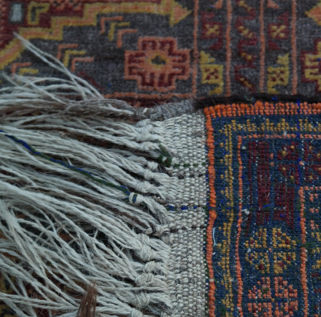 Two Handwoven Rugs - 7