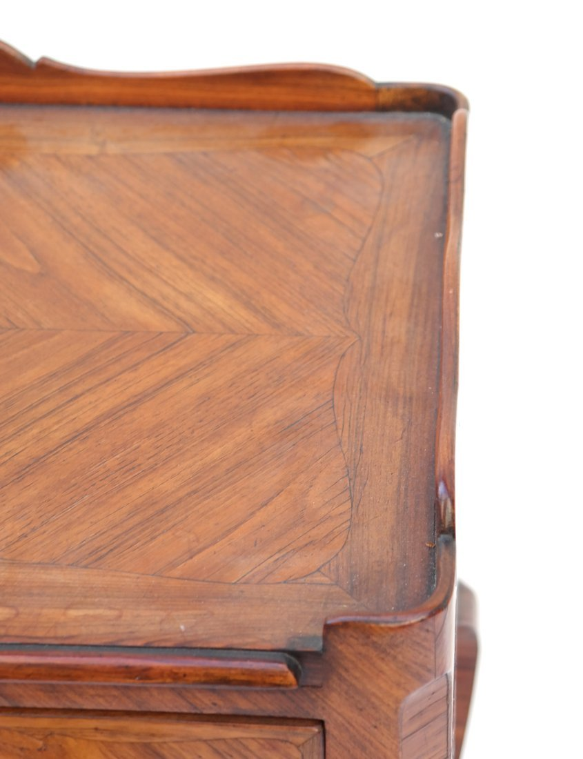 Louis XV-Style Three-Drawer Stand - 3