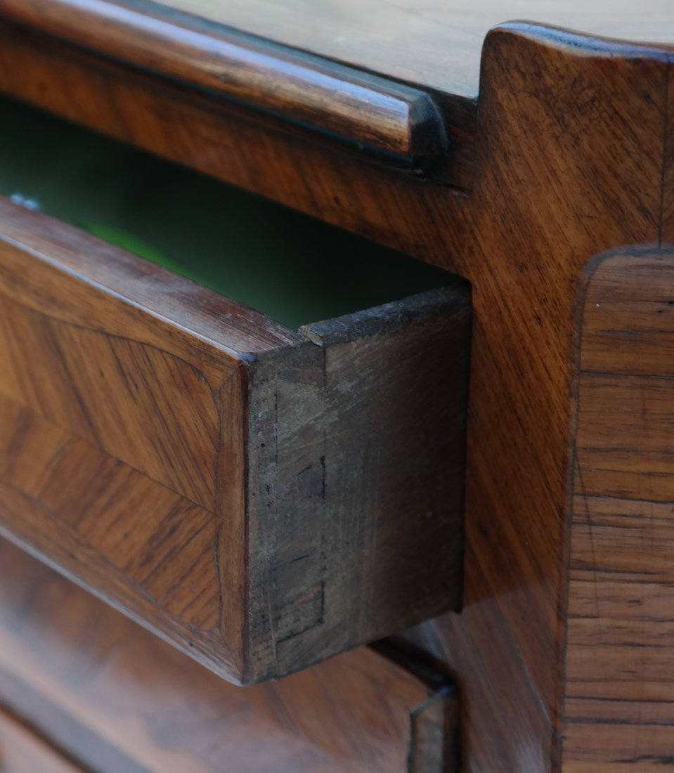 Louis XV-Style Three-Drawer Stand - 4