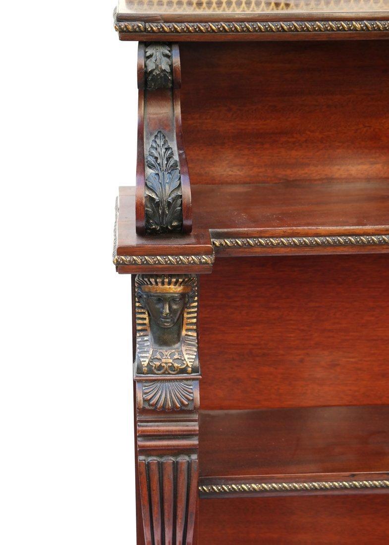 Renaissance Revival Bookcase - 2