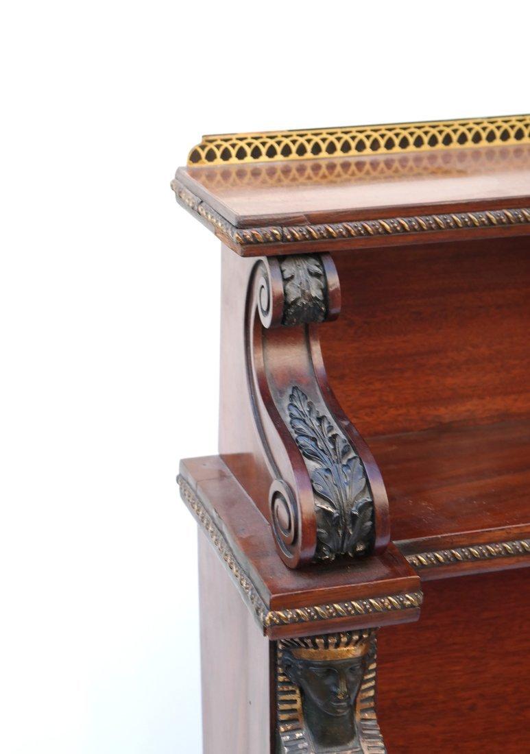 Renaissance Revival Bookcase - 3