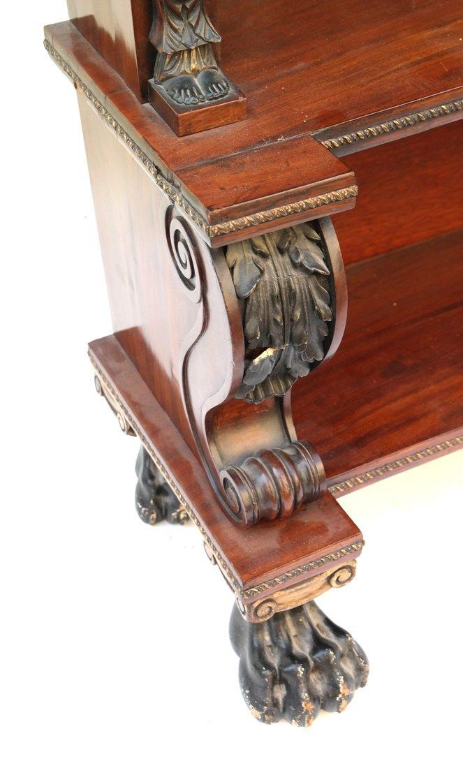 Renaissance Revival Bookcase - 4