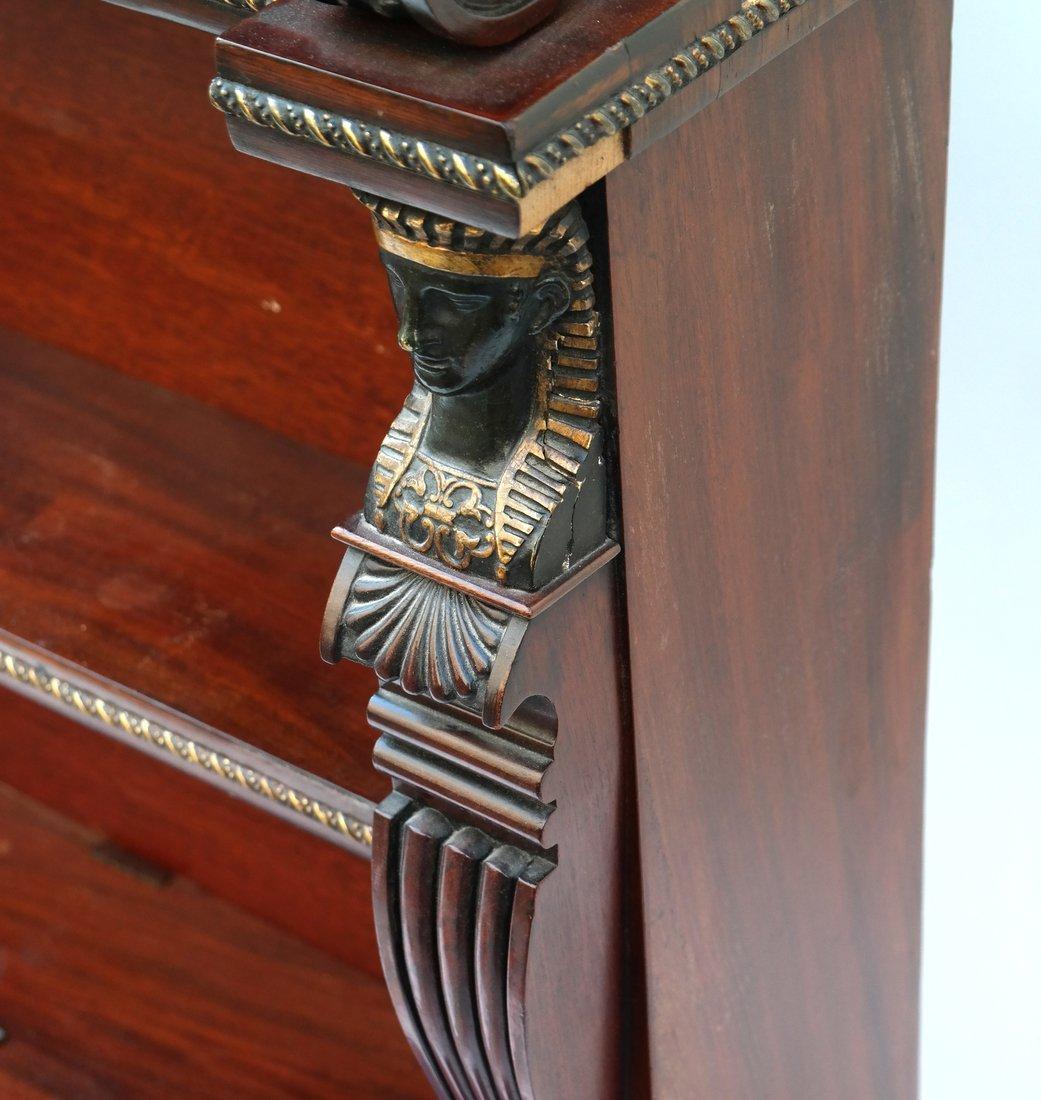 Renaissance Revival Bookcase - 8