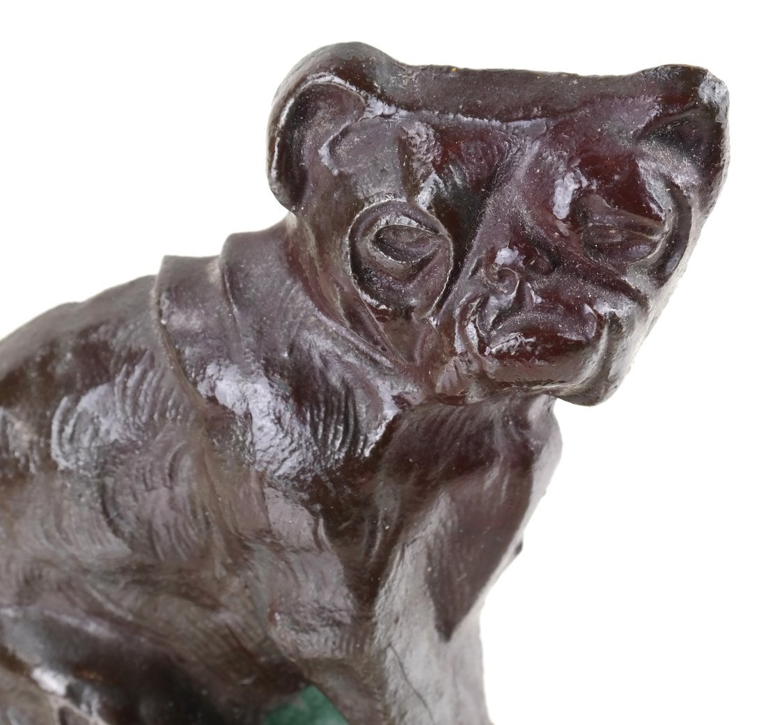 Two Cast Iron Dog Doorstops - 10