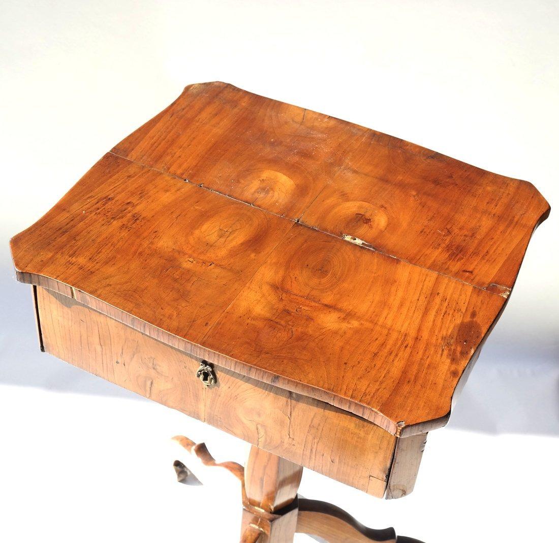 19th Century Tripod Work Table - 6