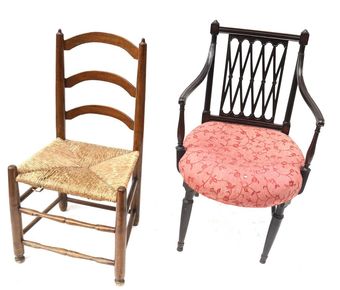 Two American Chairs
