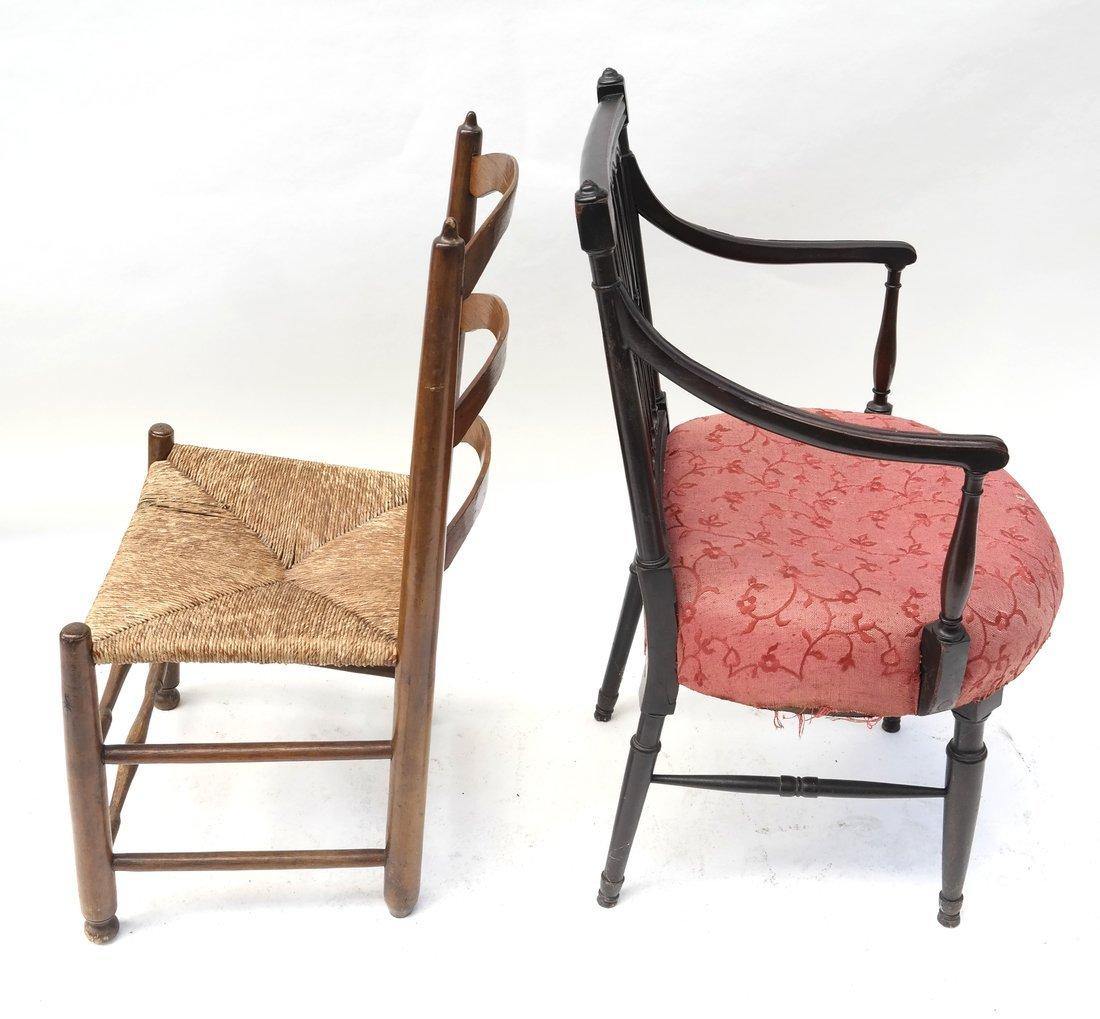 Two American Chairs - 6