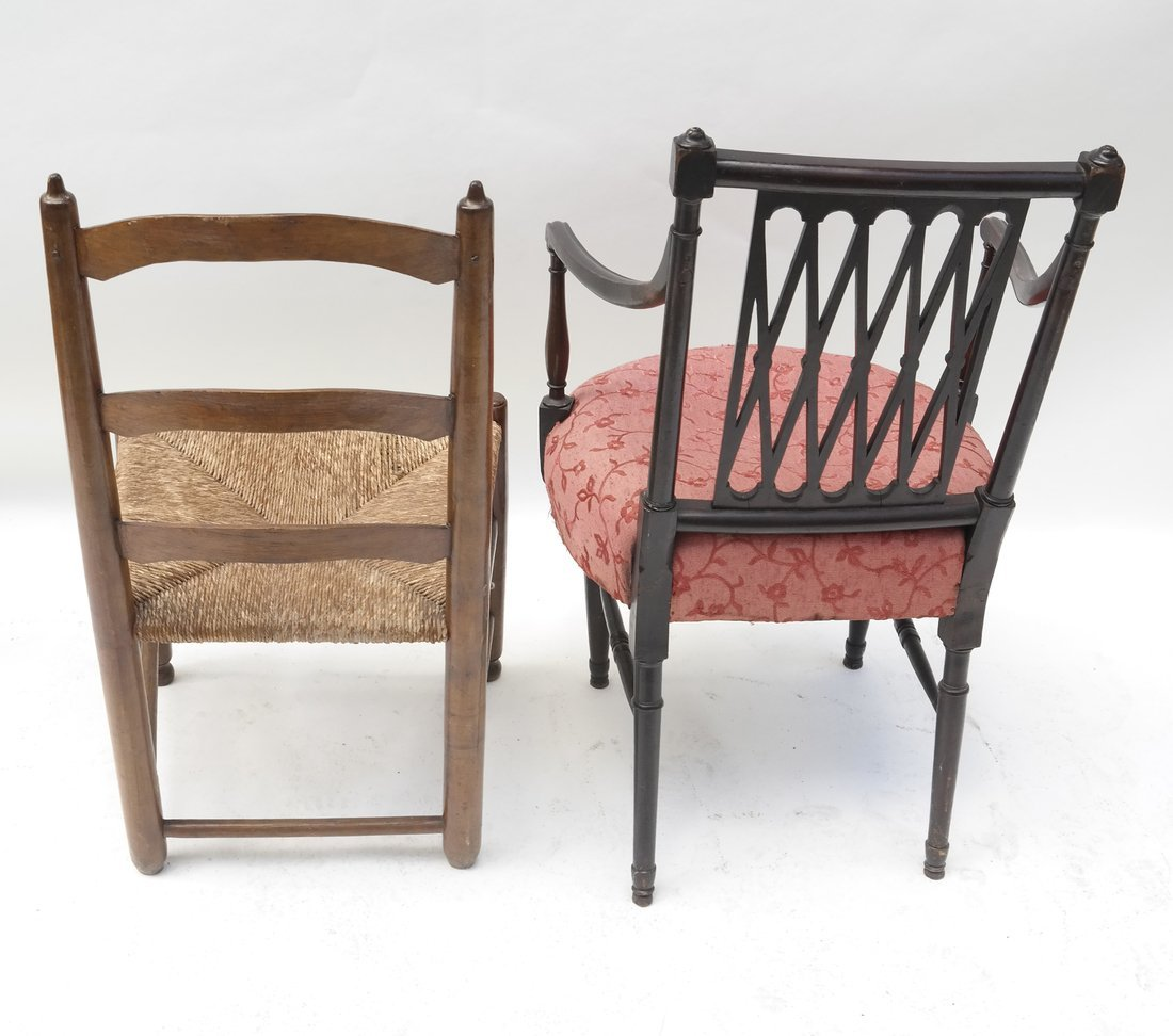 Two American Chairs - 8