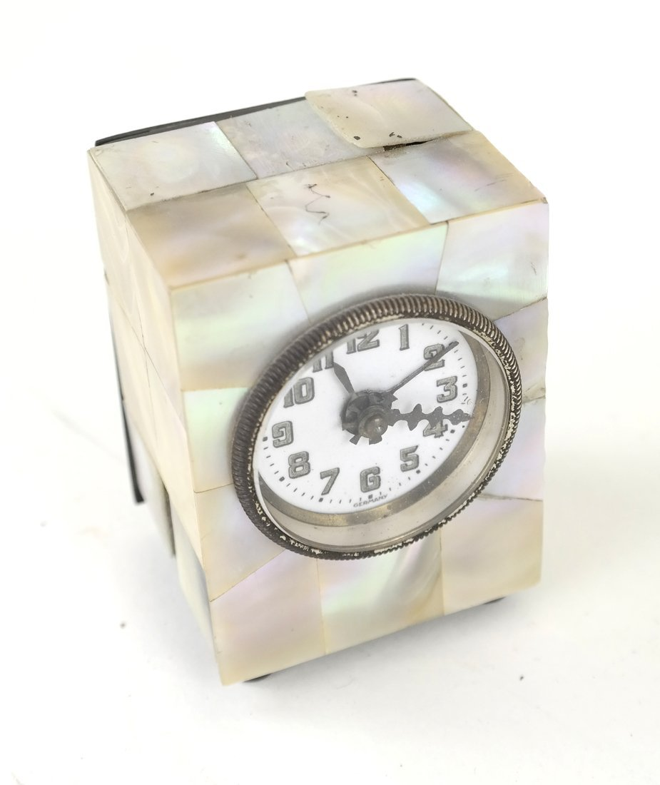 Four Miniature Clocks - 6
