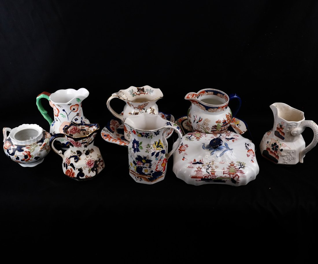 13 Assorted English Ceramics