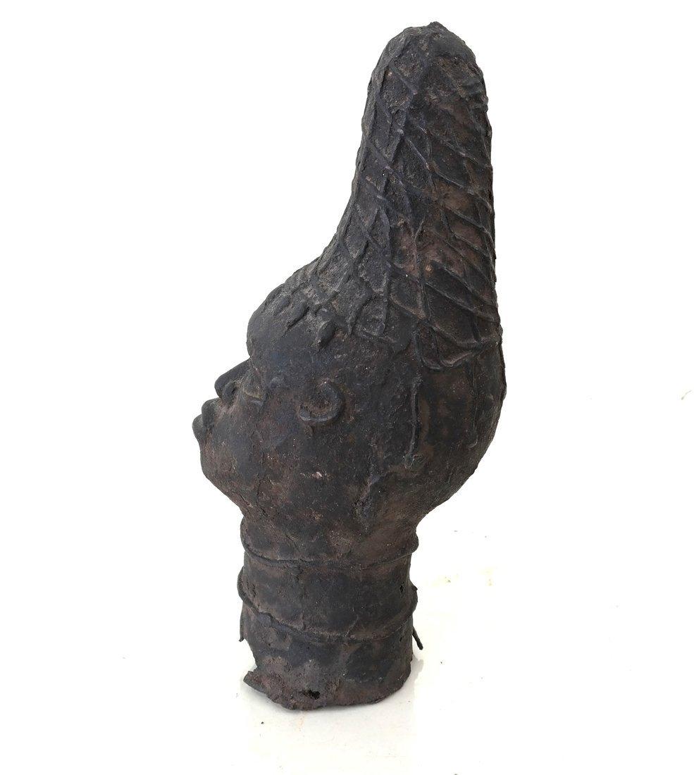 Ethnic Iron Head - 2