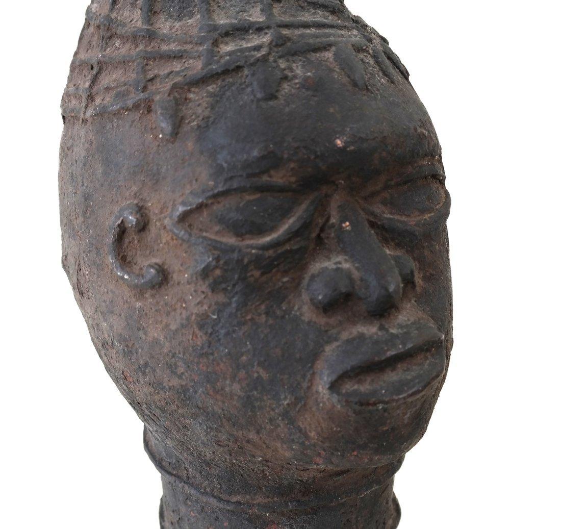 Ethnic Iron Head - 6