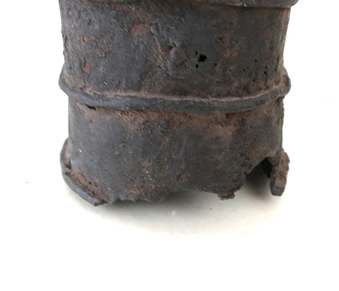 Ethnic Iron Head - 7