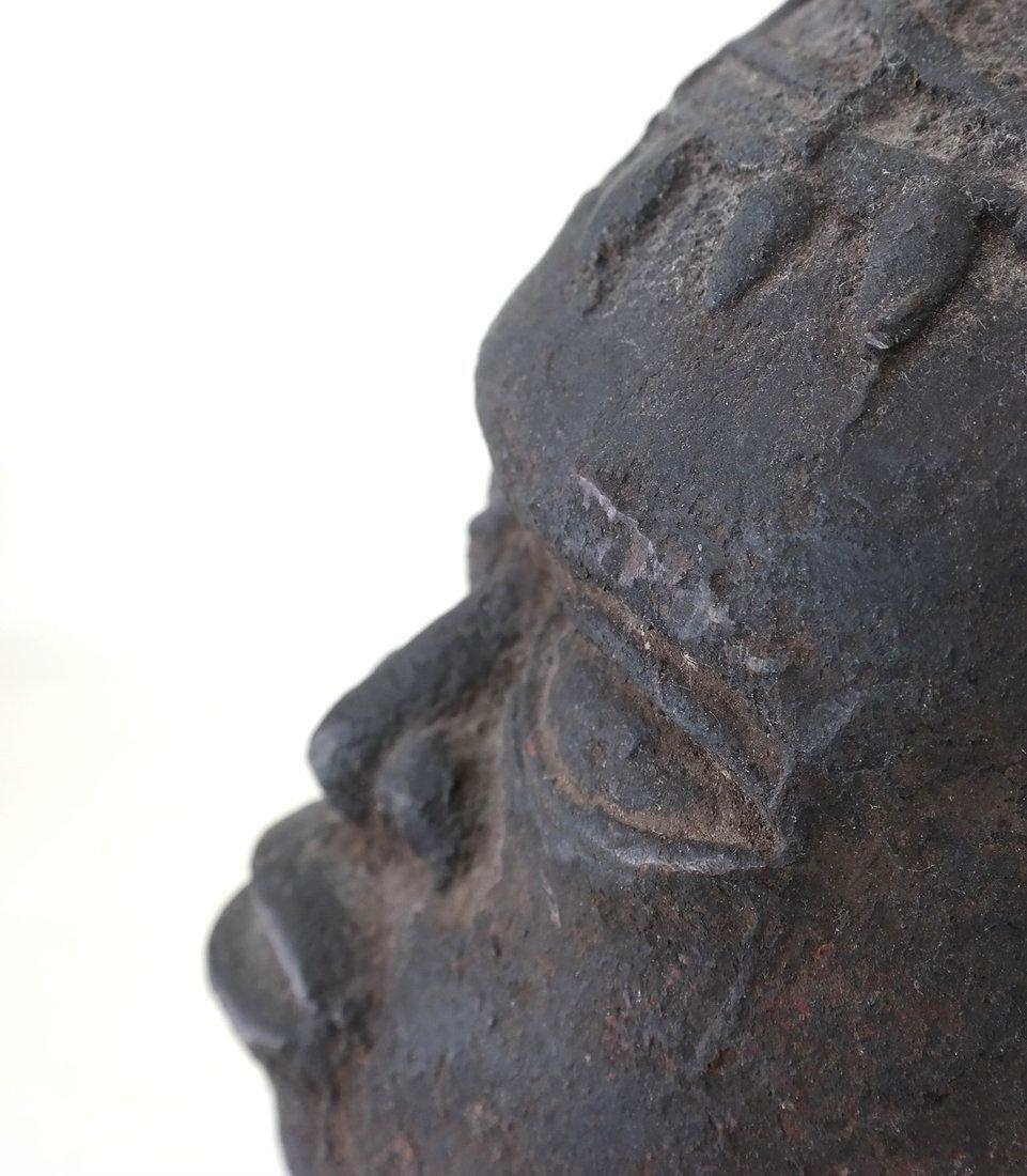 Ethnic Iron Head - 8
