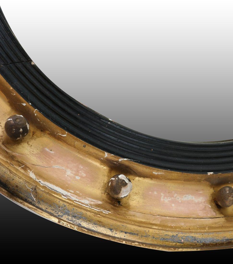 19th Century Convex Mirror - 2