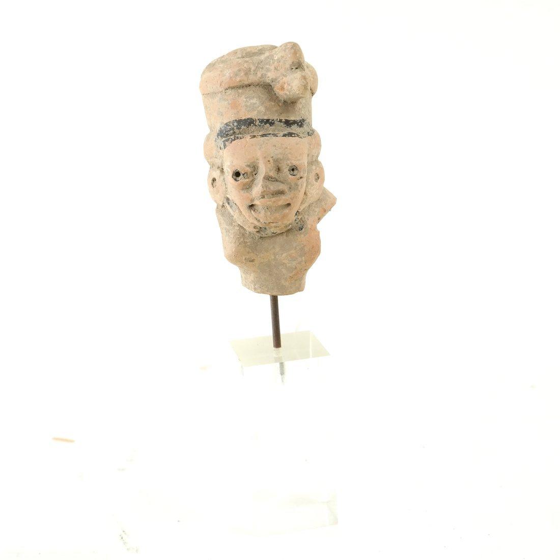 Five Antique Terra-cotta Items - 2