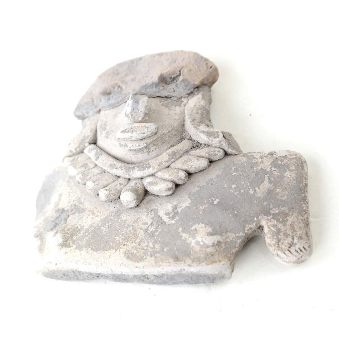 Five Antique Terra-cotta Items - 6