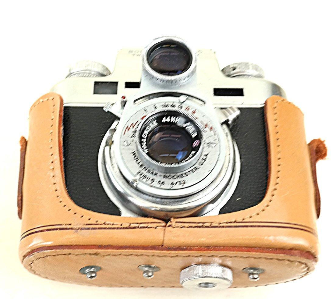 Bolsey Twin Reflex Camera - 3