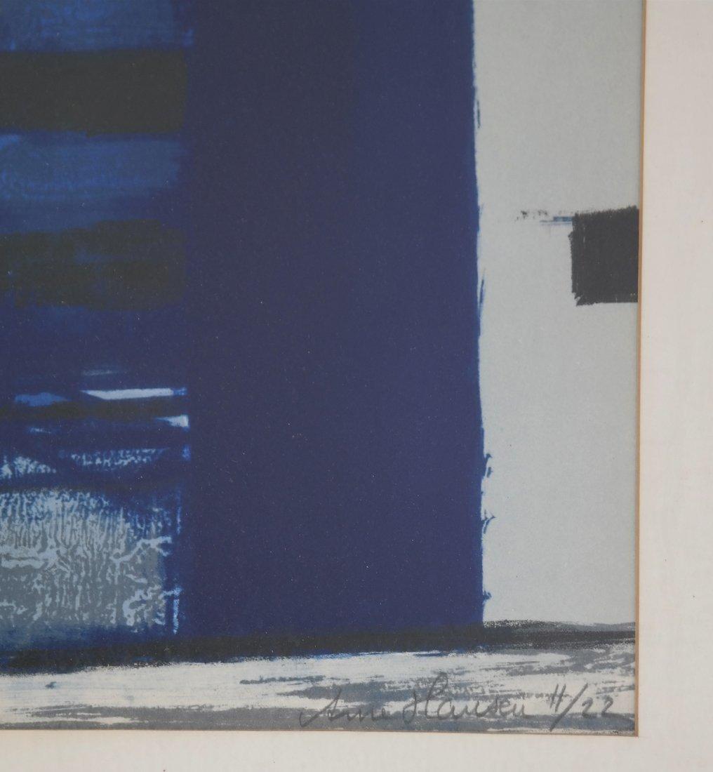 "Arne Hansen ""Blue Farm"" Print - 3"