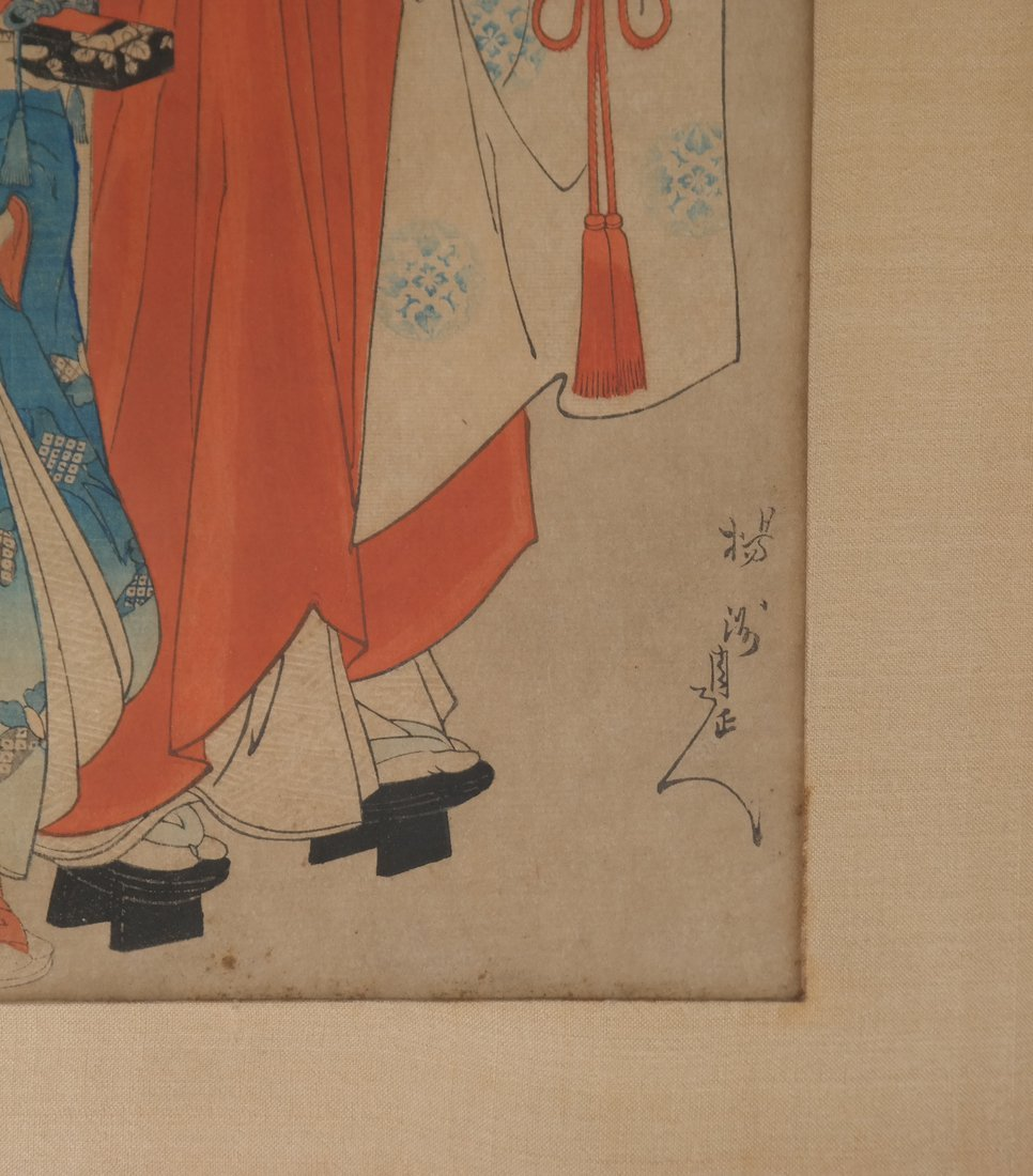 Chinese Figural Print - 3
