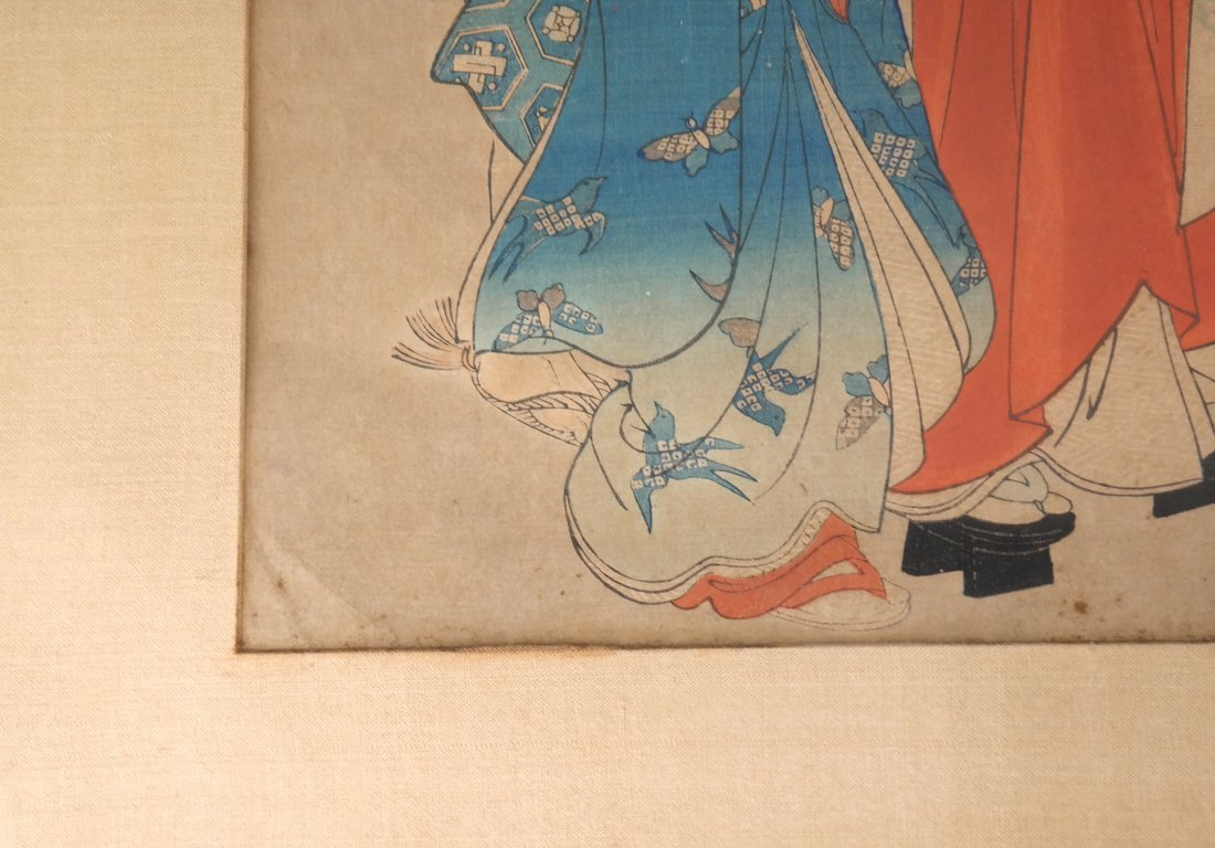 Chinese Figural Print - 5