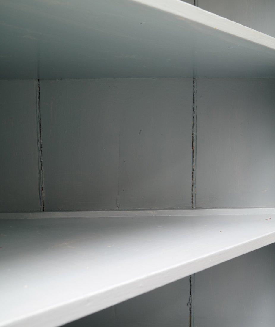 American Pine Corner Cabinet - 4
