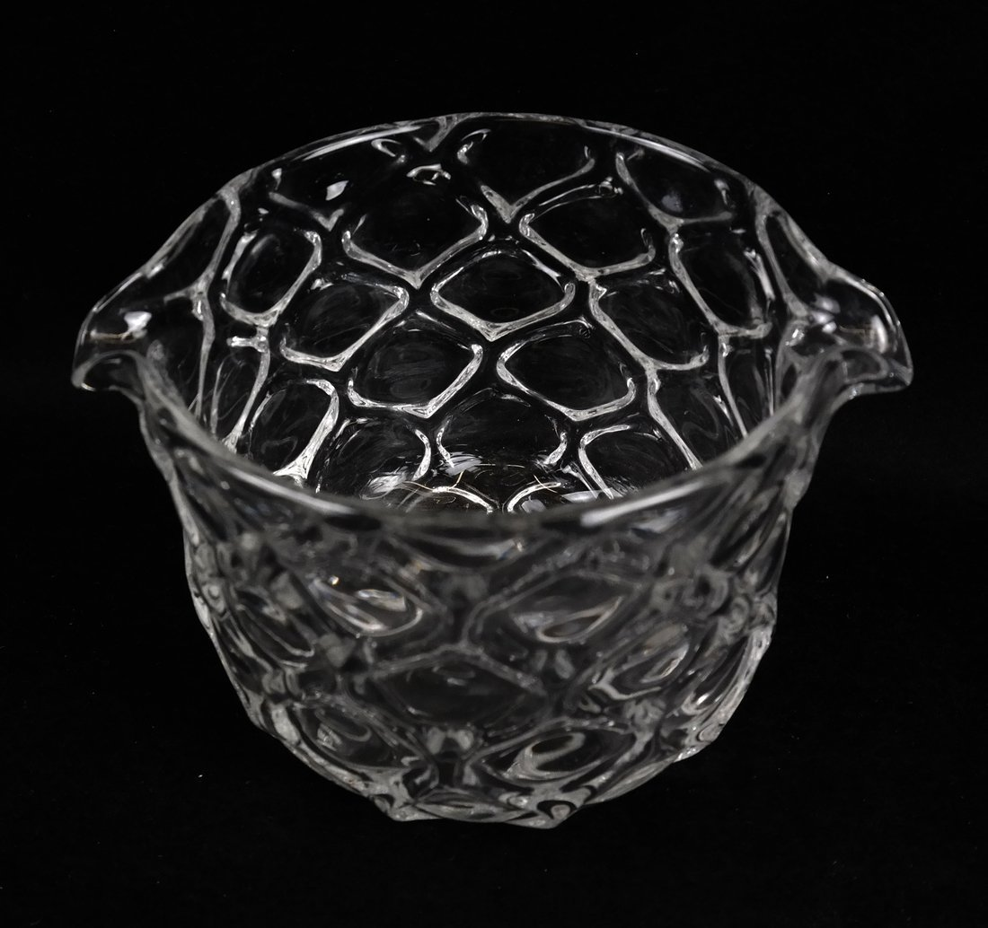 Ten British Glass Table Articles - 5