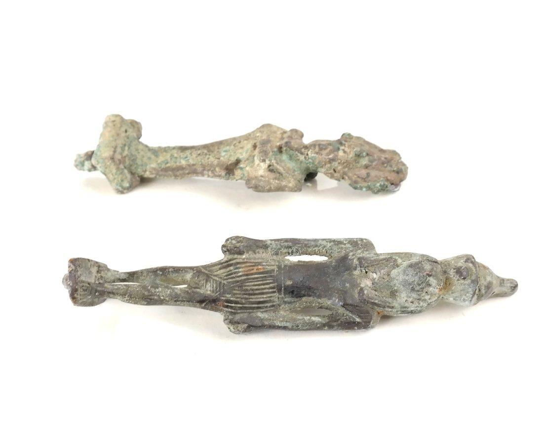 Egyptian Bronze Figures - 2