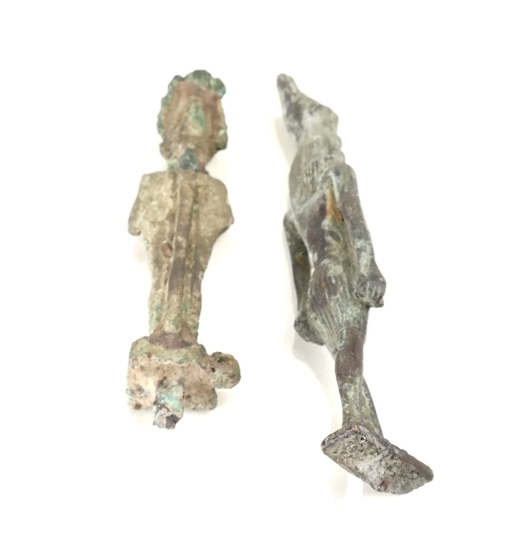 Egyptian Bronze Figures - 5